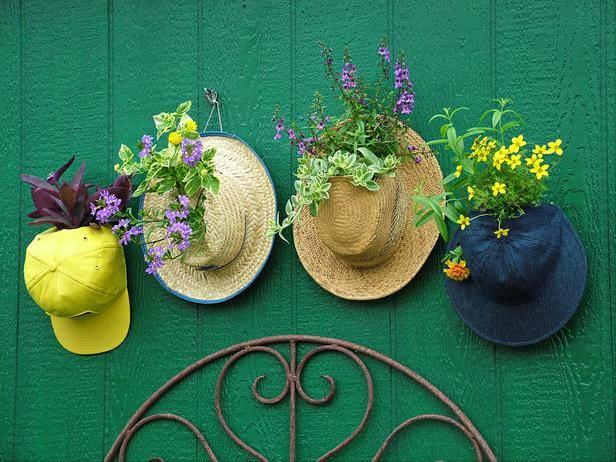 Unique #Garden Planter & Container Ideas for Your Small Space Garden...!!!