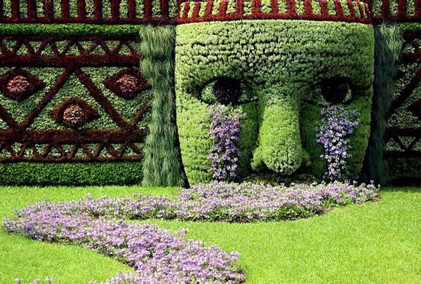 awesome garden decorate..!!  #decorate #garden #gardening