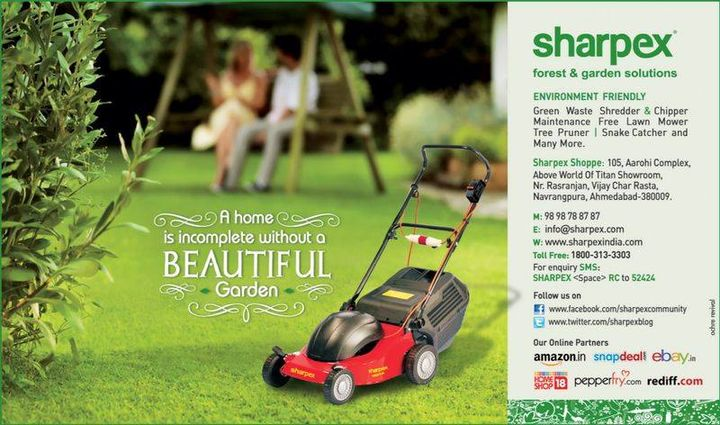 #gardening #homegarden #beautifulgarden #garden #lawnmower