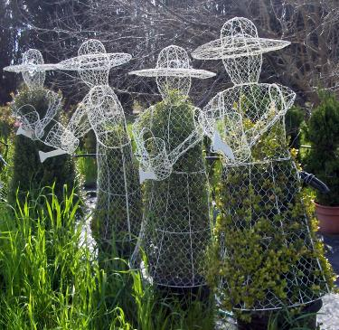 Great idea of gardening..!!!  #gardening #garden #idea #gardendecor #decoration