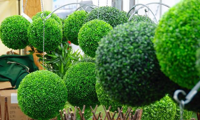 Amazing...!!!  #gardening #garden #gardeningballs #balls