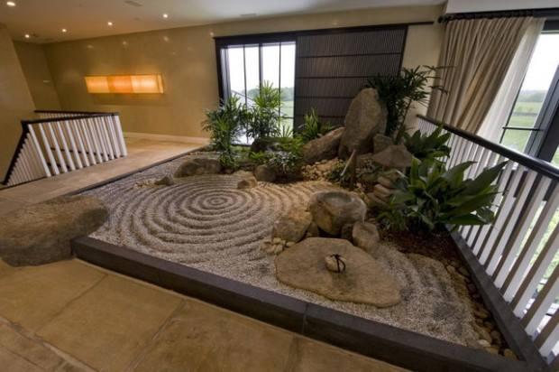 Indoor Garden Design Ideas. #indoorgarden #gardening