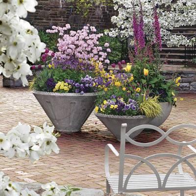 nice flower pots #flowerpots