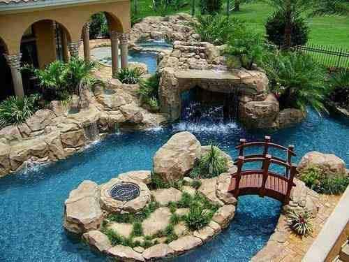 amazing pond! #pond