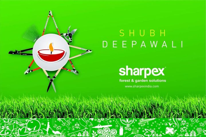 Happy Diwali to all the members of Sharpex Gardening Community!