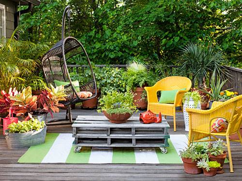 Feel relax in your own #homegarden ..!!