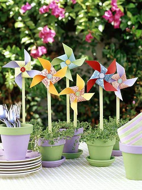 Small #Garden party decoration idea..!!