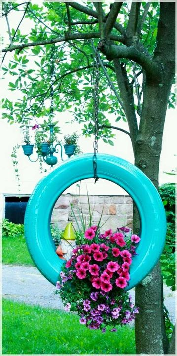 low budget unique awesome #garden decoration idea..