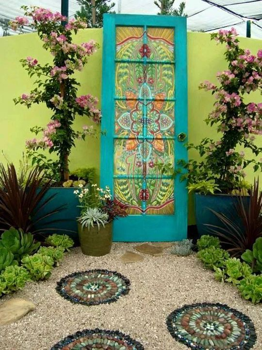 Superb backyard #garden decoration ideas..!!!