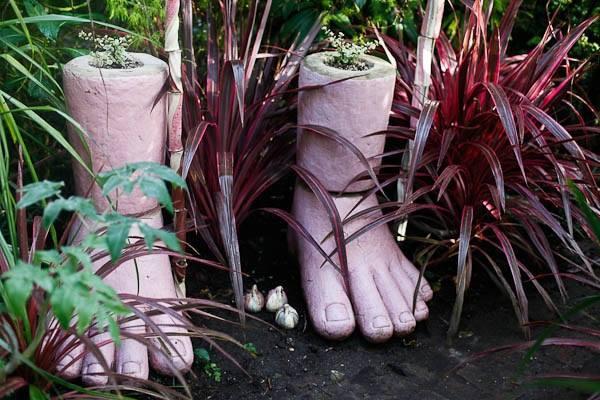 Fusion of Art and Garden - Sculpture