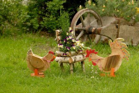 create your own garden paradise!