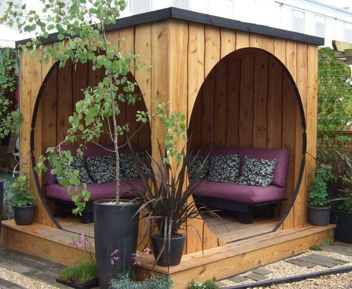 Sharpex Engineering,  garden, pod