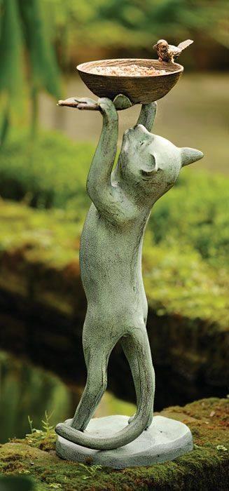 garden sculpture!