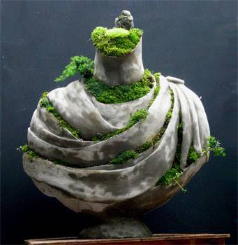 Robert Cannon's Garden Sculptures. #gardensculptures