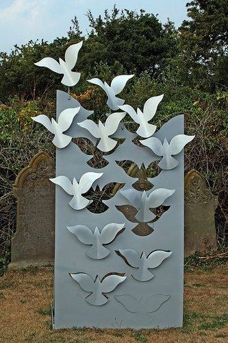 Metal butterflies for your #garden decoration....!!