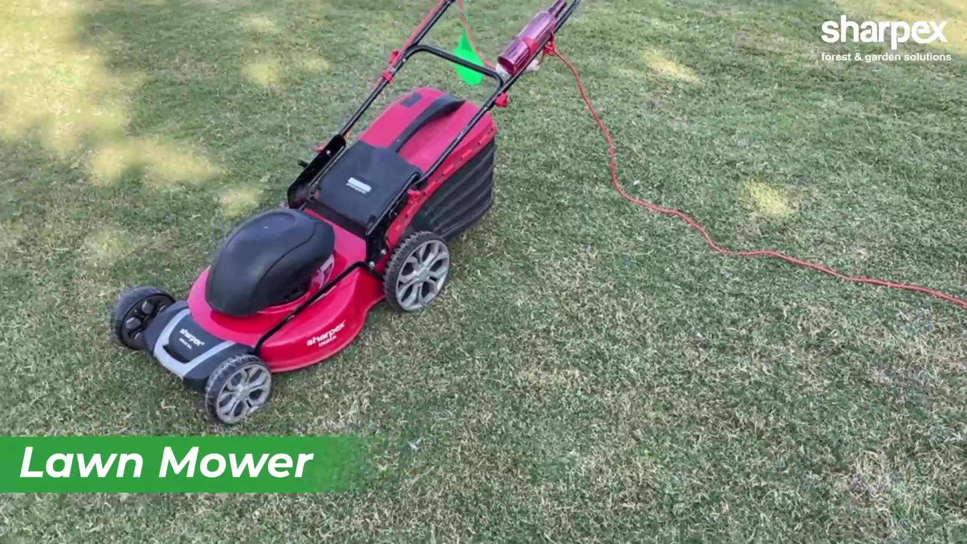 Catch a detailed glimpse of India's largest selling, zero maintainance lawn mower from #SharpexGardeningAndCommunity.  #GardenLovers #GardeningAccessories #GardeningTools #ModernGardeningTools #GardeningProducts #GardenProduct #Sharpex #SharpexIndia