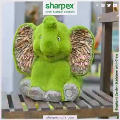Say Hi to our cute attention seekers!  Adorn them around your house & say yes to glee & positivity!     #GardenSculptures #GreenSculptures #GardenDecor #Gardenspaces #Greengarden #Gardening #GardenLovers #Passionforgardening #Garden #GorgeousGreens #GardeningTools #ModernGardeningTools #GardeningProducts #GardenProduct #Sharpex #SharpexIndia